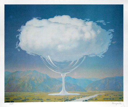 René Magritte - La Corde Sensible